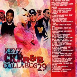 DJ Keyz-CKR R&B Collabos 29 Song