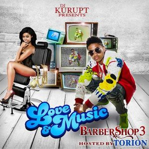 DJ Kurupt-Love & Music Barbershop 3 Edition Free MP3 Downloads