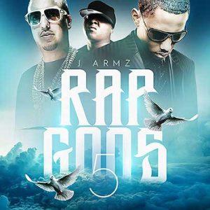 J. Armz-Rap Gods 5 Mixtape