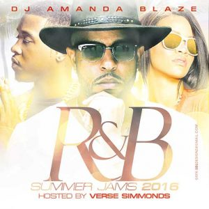 DJ Amanda Blaze-R&B Summer Jams 2016 Free MP3 Download Sites