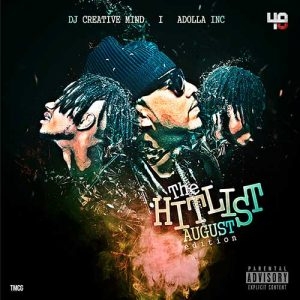 DJ Creative Mind-The Hit List August Edition Free MP3 Download Sites