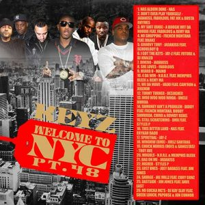 DJ Keyz-Welcome To NYC 48 Free MP3 Downloads