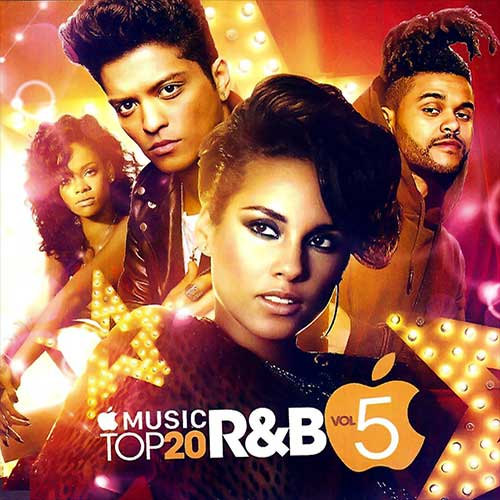 The Empire-Apple Music Top 20 R&B Volume 5 Free MP3 Downloads