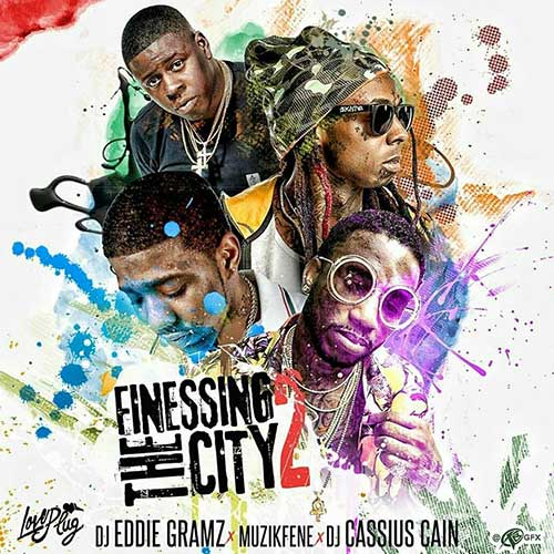 DJ Eddie Gramz, Muzik Fene, and DJ Cassius Cain-Finessing The City 2 Music Download