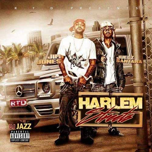 DJ Jazz-Harlem Streets New Songs