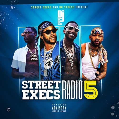 DJ E. Sudd-Street Execs Radio 5 Free MP3 Downloads