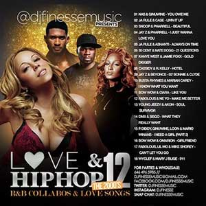 DJ Finesse-Love & Hip Hop 12 Throwback Song