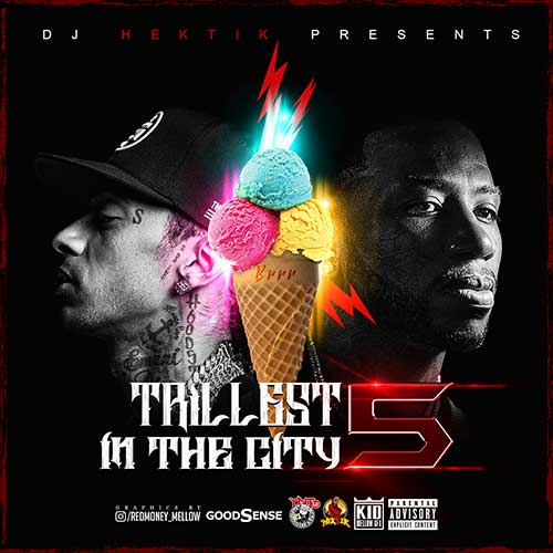 DJ Hektik-Trillest In The City 5 Playlist