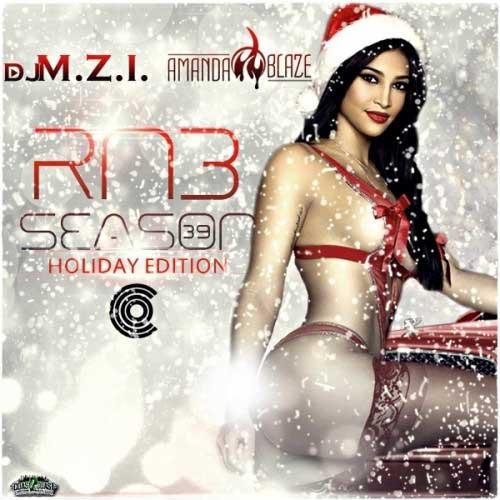 DJ Amanda Blaze-R&B Season 39 Holiday Edition Music Download
