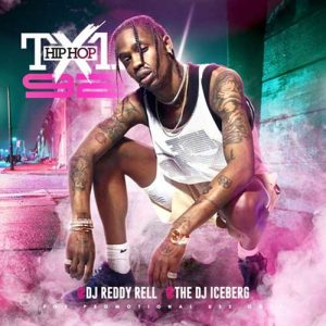 DJ Reddy Rell and DJ Iceberg-Hip Hop TXL Volume 92 Song