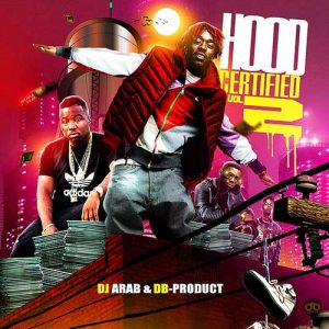 DJ Arab and DB Product-Hood Certified 2 Playlist