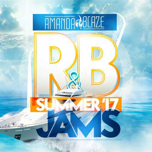 DJ Amanda Blaze-R&B Summer Jams 17 Free Mixtape Downloads
