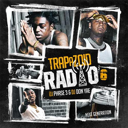 DJ Phase 3-Trapazoid Radio 6 The Next Generation Free Music Downloads