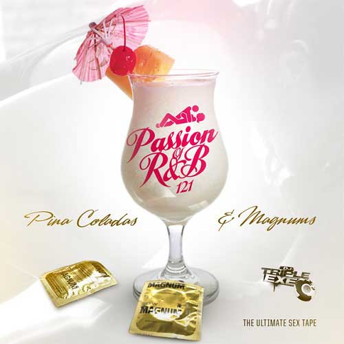 DJ Triple Exe-The Passion Of RnB 121 Product