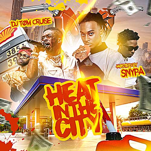 DJ Tom Cruise-Heat In The City MP3
