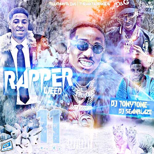 DJ Tony Tone and DJ Seanblaze-Rapper Weed 11 Download