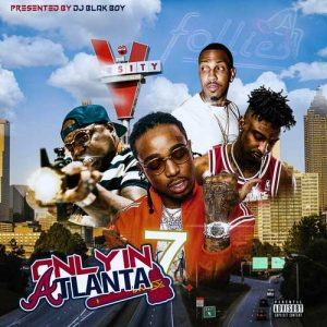 DJ Blak Boy-Only In Atlanta 7 Music Downloads