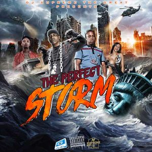On DJ Supreme The Great-The Perfect Storm Release