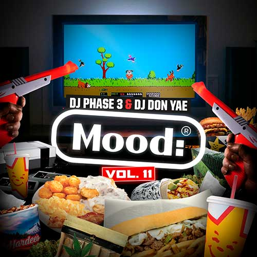 DJ Phase 3 and DJ Don Yae-Mood 11 Duck Hunt MP3 Downloads