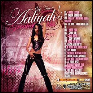 Aaliyahs Greatest Hits