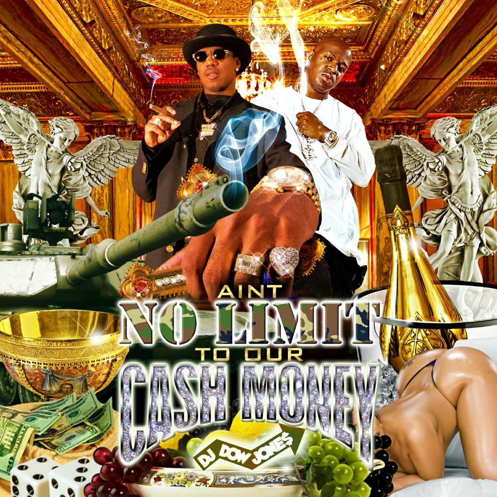 Cash Money Album Cover