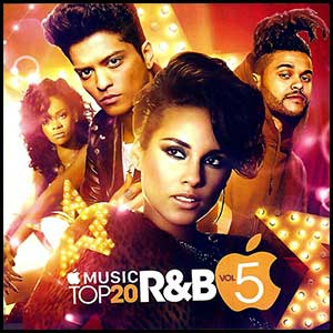 Apple Music Top 20 RnB Volume 5