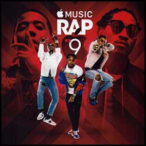Apple Music Rap Volume 9 Mixtape Graphics