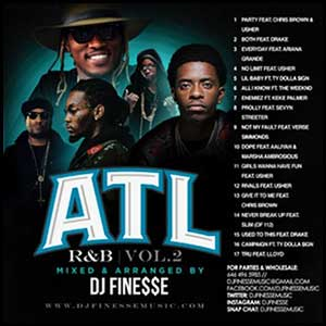 Stream and download ATL RnB Volume 2