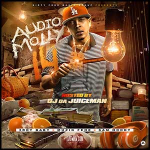 Audio Molly 14 Mixtape Graphics