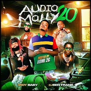 Audio Molly 20 Mixtape Graphics