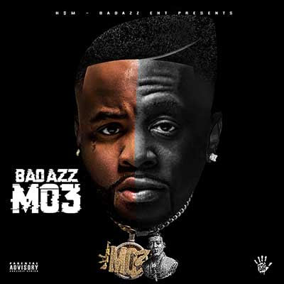 Badazz MO3 Mixtape Graphics