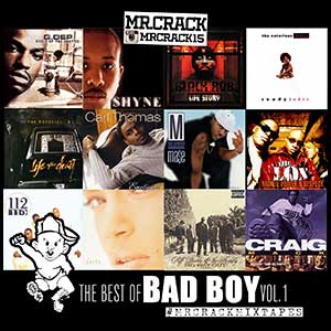 Stream and download The Best Of Bad Boy Volume 1