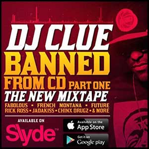 Banned From CD The New Mixtape