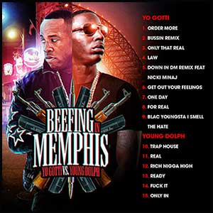 Stream and download Beefing In Memphis