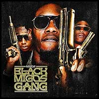 Black Migos Gang mixtape graphics