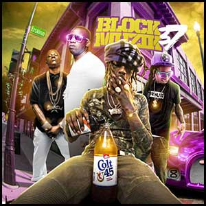 Block Muzik 37 mixtape graphics