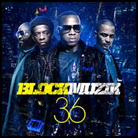 Block Muzik 36 mixtape graphics