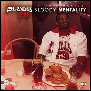 Bloody Mentality Mixtape Graphics