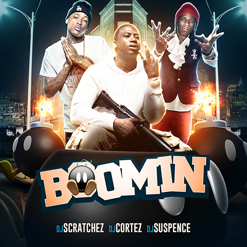 DJ Cortez - Boomin | Buymixtapes com