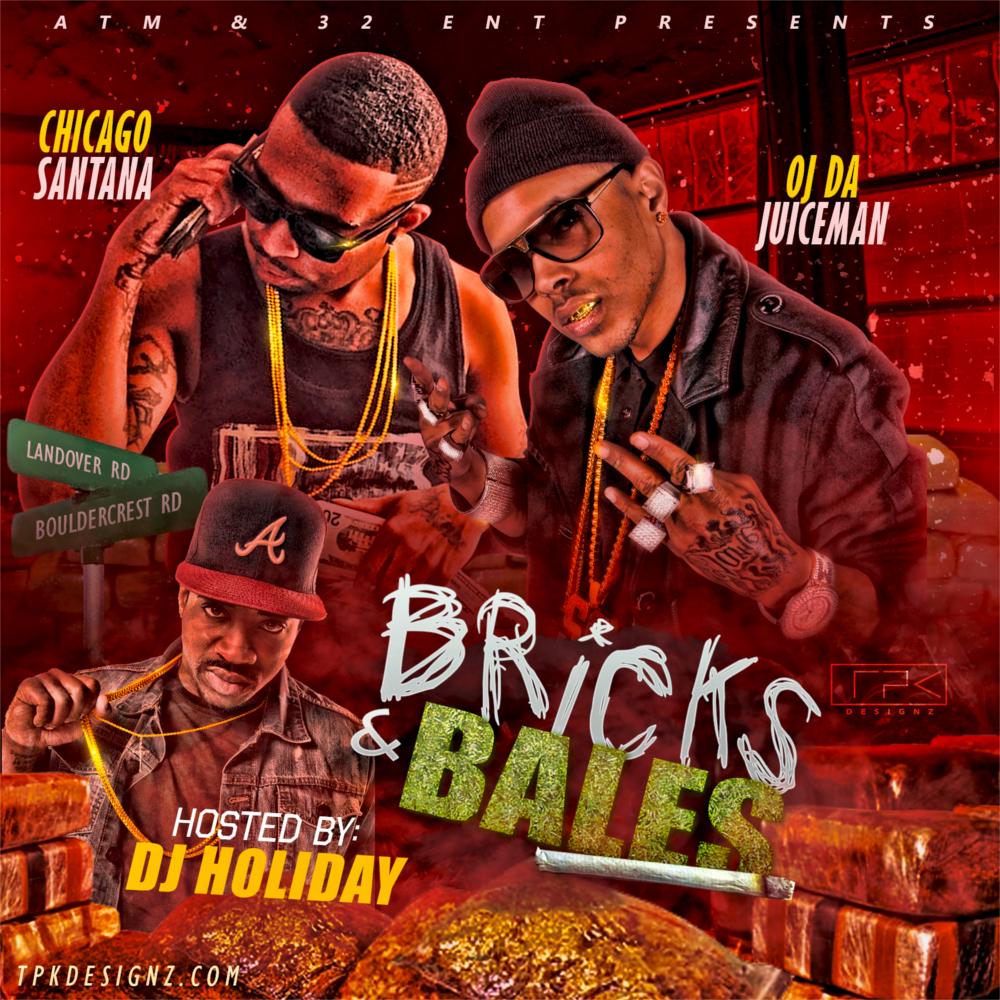 OJ Da Juiceman - Bricks and Bales | Buymixtapes com