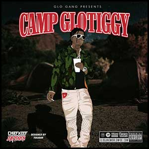 Camp GloTiggy Mixtape Graphics