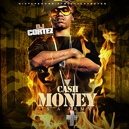 Juvenile Cash Money Is A Army Buymixtapes Com