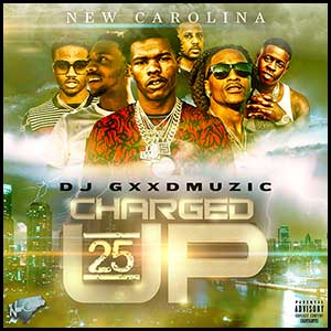 Charged Up 25 Mixtape Graphics