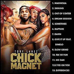 Chick Magnet Mixtape Graphics