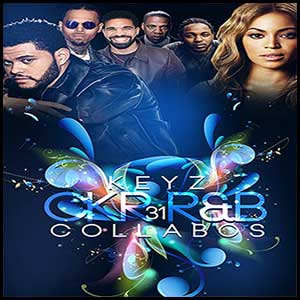 CKR RnB Collabos 31 Mixtape Graphics