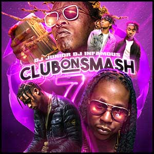 Club On Smash 7 Mixtape Graphics