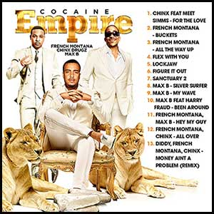 Stream and download Cocaine Empire