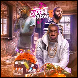Codeine Overdose 8 Mixtape Graphics