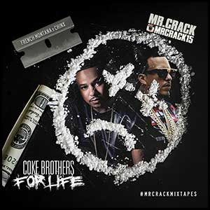 Coke Brothers For Life Mixtape Graphics