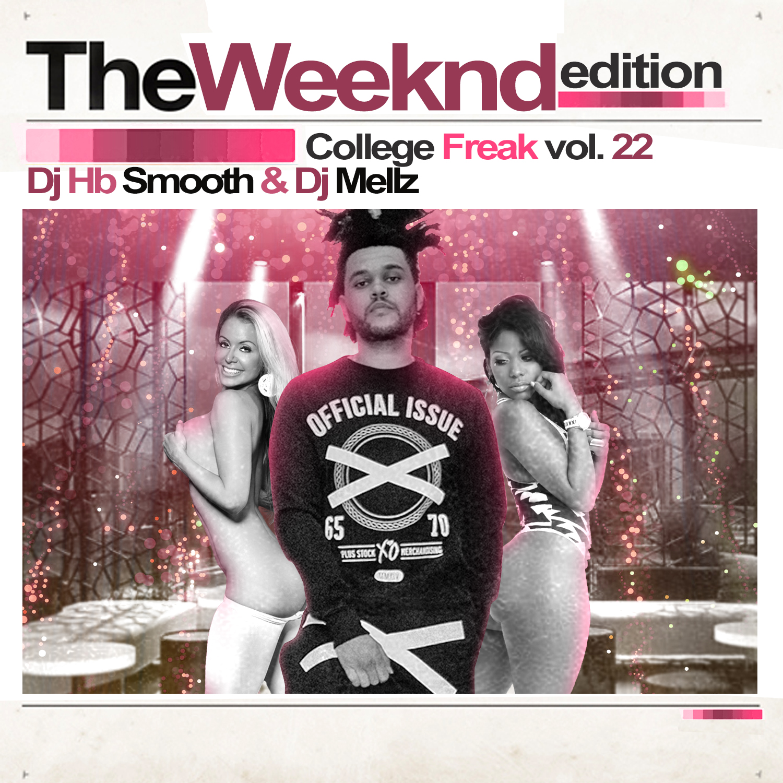 thursday mixtape the weeknd - HD1500×1500
